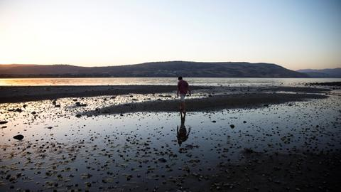 Israel sees desalination as Sea of Galilee's saviour