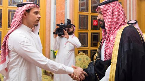 Saudi Arabia's damage control measures in the aftermath of Khashoggi murder