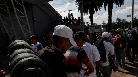 Why Mexico's migrant caravan is a journey worth taking