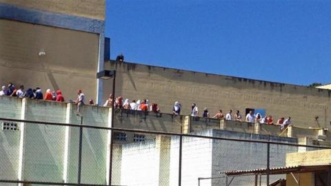 Brazil prison riot kills at least 60 inmates