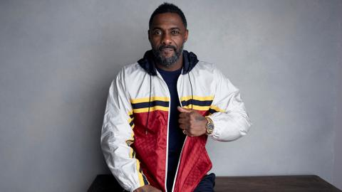 Idris Elba is 2018's Sexiest Man Alive