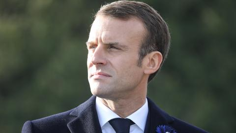 Six people arrested over far-right attempt to attack French president
