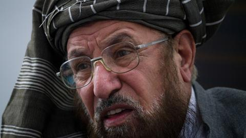 Who was the 'Father of the Taliban' ?