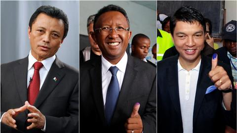 In Madagascar's election, the options are a 'milkman', DJ or accountant