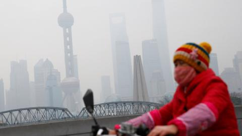 How bad is pollution in China?