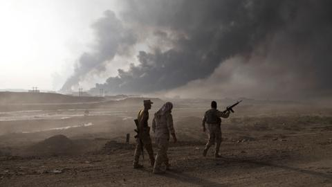 Iraqi forces could face bigger challenge in next showdown with Daesh
