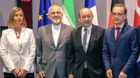Can the EU bypass US sanctions on Iran?