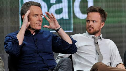 'Breaking Bad' sequel movie out on Netflix in October