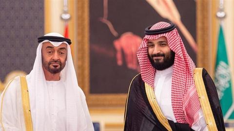 The plots and perils of the two Gulf crown princes