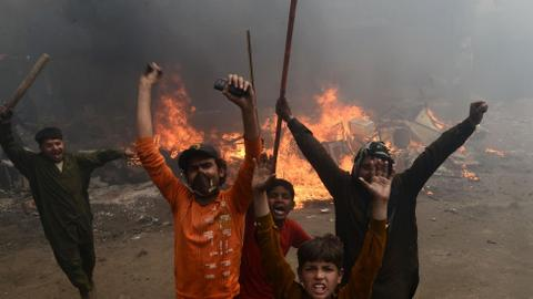 Why is Pakistan so vulnerable to mob rule?