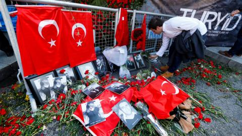 Turkey says it has identified the Istanbul nightclub attacker