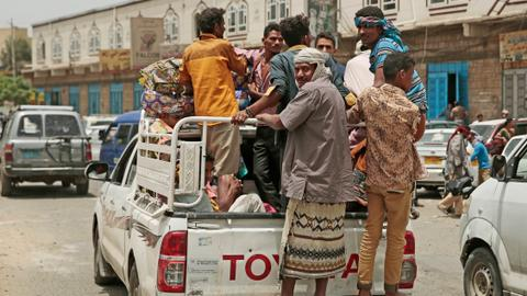 Fight for Hudaida forced 445,000 Yemenis to flee – UN