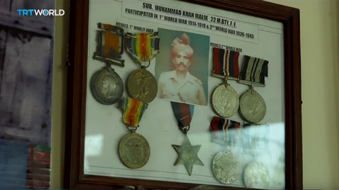 WWI centenary: Forgotten soldiers who died for British Raj