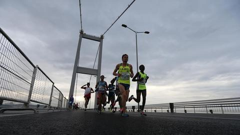 Kenyans dominate at 40th intercontinental Istanbul marathon