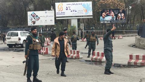 At least six dead in latest Kabul attack