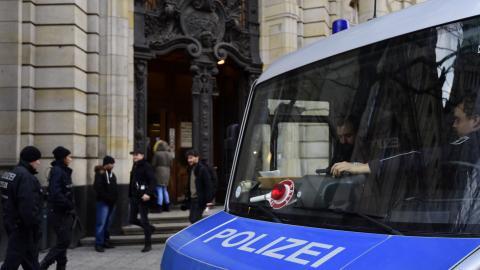 Germany detains Tunisian man linked to Berlin truck attacker