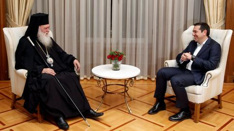 Greece is on the path to becoming 'religion neutral'