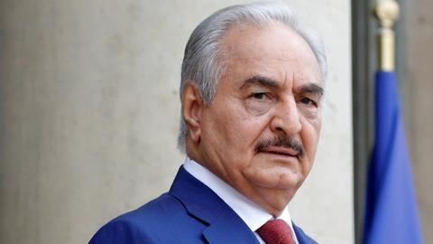 Arrest warrants issued for Haftar, three commanders in Libya