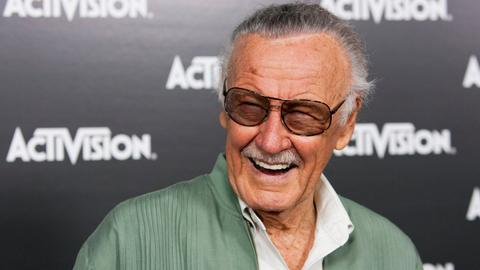 Comic book genius Stan Lee dies at 95