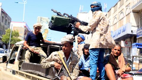 Yemen's port in Hudaida remains open after air strikes