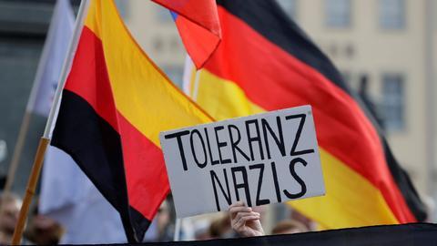 Muslim Graveyards in Germany sprayed with swastika