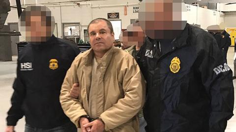 Trial of Mexico's El Chapo starts in New York