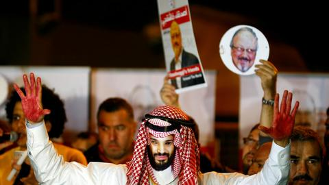 Recordings of Khashoggi a