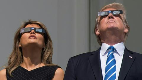 Five things you need to know about Trump's Space Force