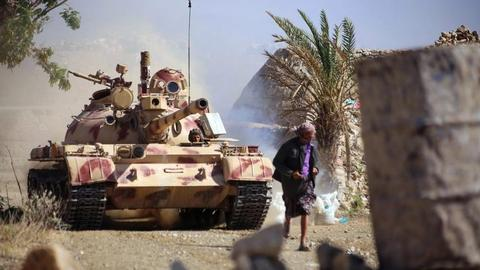 Fighting breaks out in Yemen's Hudaida after truce deal