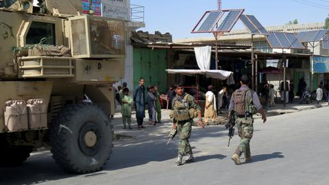 Afghan Taliban kill 30 policemen in west province – officials