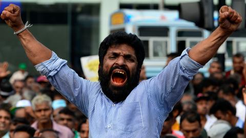 What Sri Lanka's political saga says about the country's state of affairs