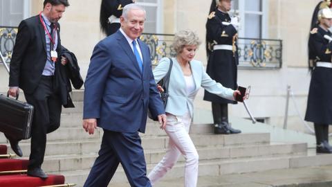 Israel's Netanyahu weighs moves after Lieberman resignation