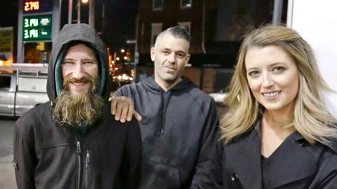 Couple and homeless man charged in GoFundMe scam