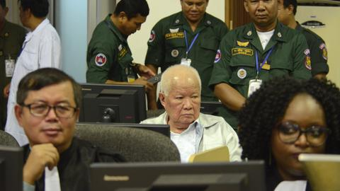 Last Khmer Rouge leaders found guilty of genocide