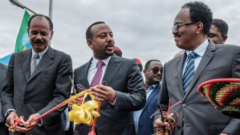 What does the lifting of Eritrea's sanctions mean for east Africa?