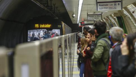 Where is the Istanbul subway system headed?
