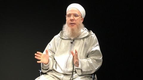 Syrian scholar Muhammad al Yaqoubi on how Daesh exploits religion