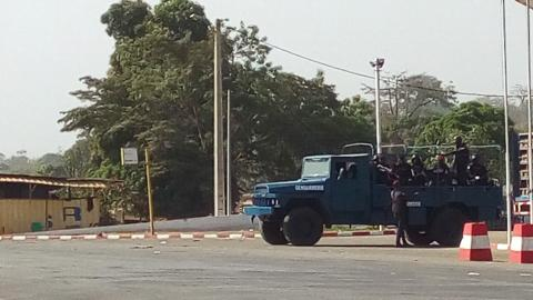Discontented soldiers stage revolt in Ivory Coast