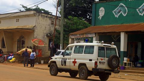DR Congo's Ebola response efforts suspended as Beni grapples with violence