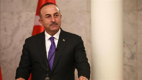 Turkish FM Cavusoglu to meet US counterpart in Washington