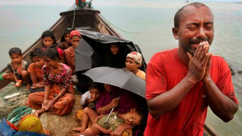 The international community must guarantee security to Rohingya refugees