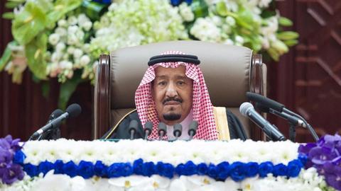 Saudi king hails judiciary amid Khashoggi fallout