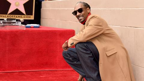 Snoop Dogg has only one person to thank for his success...himself