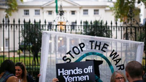 US to keep aiding Saudis in Yemen despite furore - Pompeo
