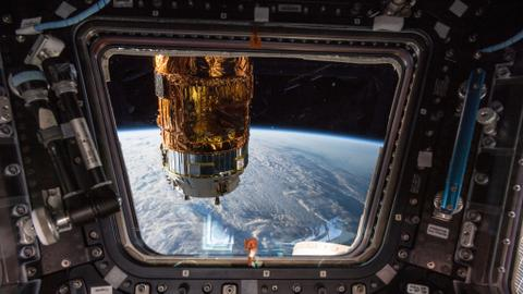 Five things to know about the International Space Station