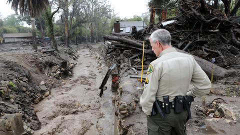 US interior chief blames environmentalists for California wildfires