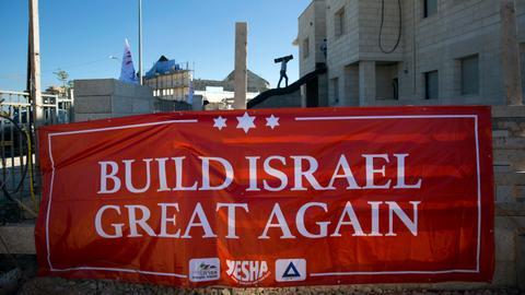 How does the religious settler movement influence Israeli politics?