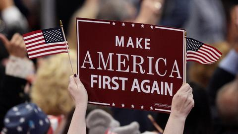 For Trump: it's America First, morality last