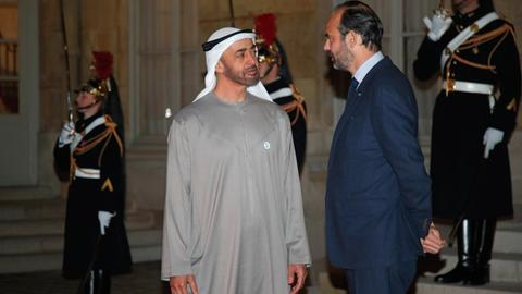 Rights group sues Abu Dhabi Crown Prince in France over Yemen
