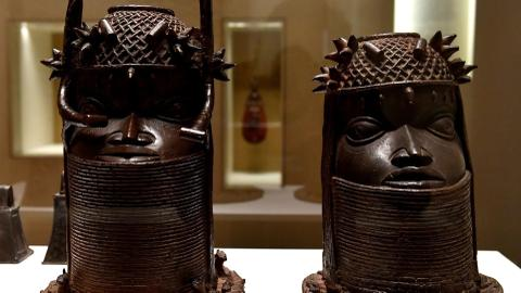Africans cheer call for France to return treasures